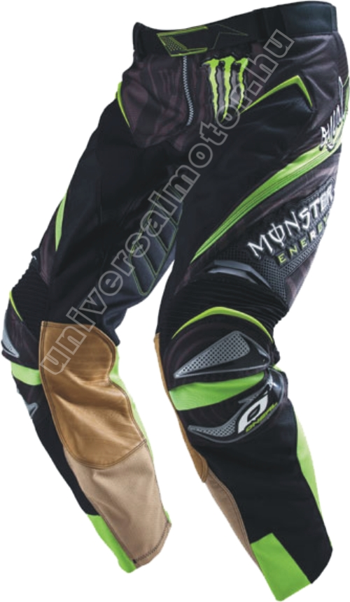 ad91e05dd6 O'neal Ricky Dietrich Replica Hardwear Monster cross nadrág black/green