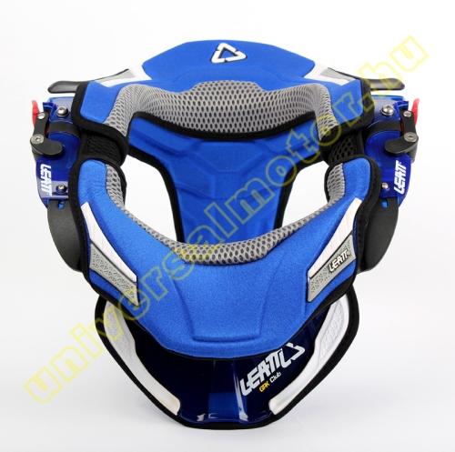 Leatt brace GPX club III blue translucent nyakvédõ 7e44c4d7fb