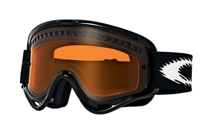 Oakley O Frame Snowcross Jet Black Persimmon cross szemüveg 398b9fa2c3