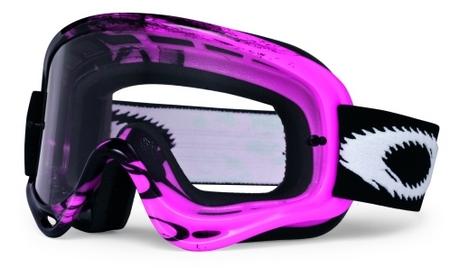 Oakley O Frame MX Pink Storm Clear cross szemüveg 804a0189ab