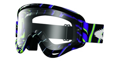 Oakley O Frame MX Razors Edge Purple Green Clear cross szemüveg c5bbb7e180