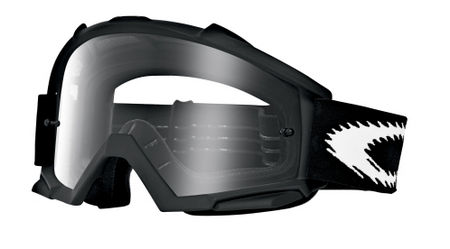 OAKLEY Proven MX Matte Black Clear cross szemüveg e93c2f05d0