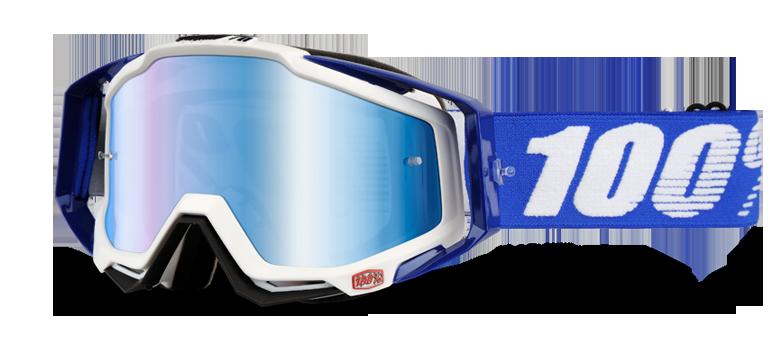 100percent Racecraft-Cobalt-Blue cross szemüveg mirror lens 37a244f083