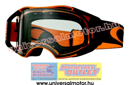 OAKLEY Airbrake MX HERLINGS Signature W Clear cross szemüveg a39a7f1097