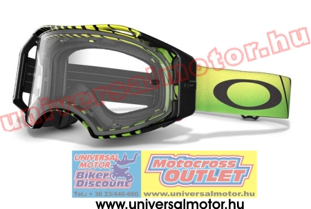 OAKLEY Airbrake MX Ryan Vilopoto Signature W Clear cross szemüveg ... 680dfeb404