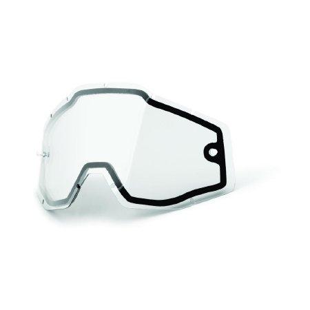 100 Százalék cross szemüveg lencse Racecraft Accuri DUAL CLEAR 786cc8ed64