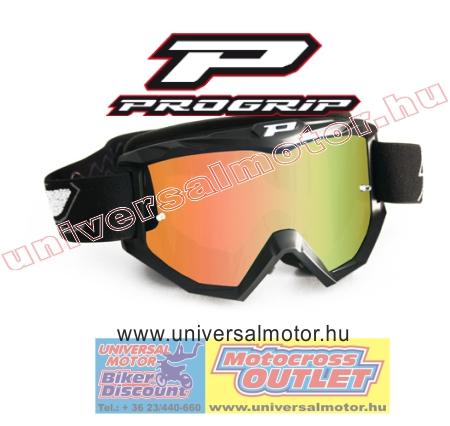 Progrip 3204 Multilayered Orange cross szemüveg e579a989c9