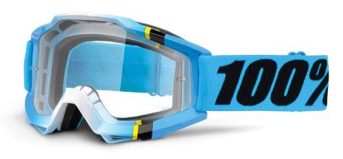 100 % Accuri FA14-Blue-Crystal Clear cross szemüveg 9343d211d6