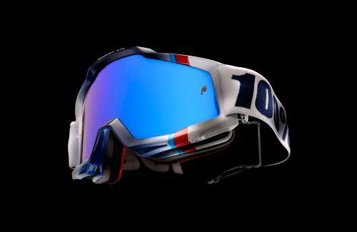 100 % Accuri FA14-White-Crystal Tükrös lencsés cross szemüveg ... f4013f139a