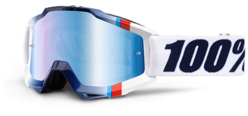 ... 100 % Accuri FA14-White-Crystal Tükrös lencsés cross szemüveg a15c08ce96