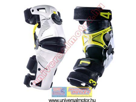 ... Mobius X8 knee brace MX térdgép White -Acid Yellow ... c1e251aa21